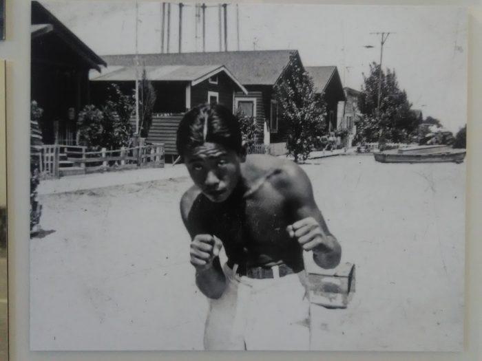 charlie boxer taminaru terminal island exhibit lamm
