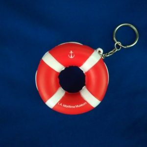 life ring keychain