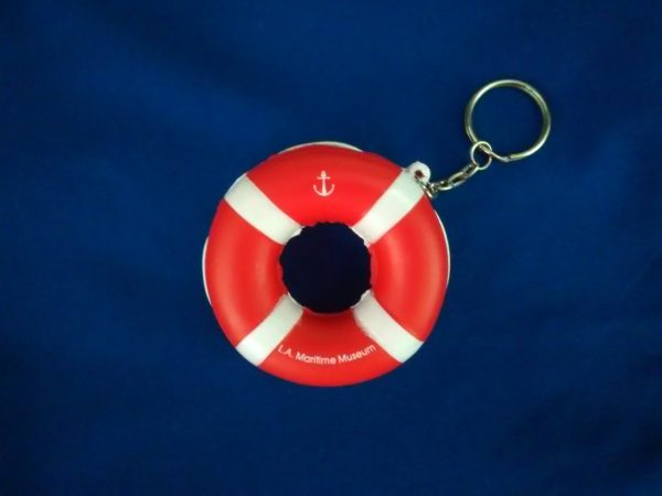 life ring keychain