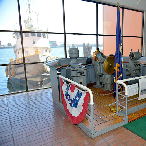 """""""Maritime Minutes"""" are 60-second features highlighting aspects of Port of Los Angeles history. Narrated by Museum Director, Marifrances Trivelli, and produced by the Port of Los Angeles."""