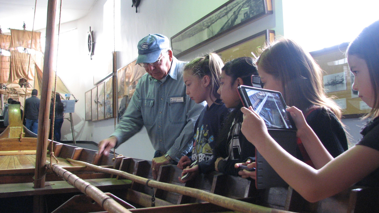 volunteer lamm los angeles maritime museum