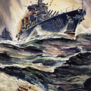 "Arthur Beaumont's ""Art of the Sea"" exhibit coming to Los Angeles Maritime Museum"